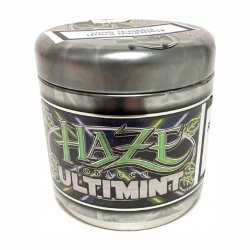 Табак Haze - UltiMint (УльтиМята, 250 грамм)