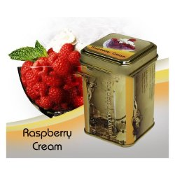 Табак Golden Layalina - Малиновый крем (Raspberry Cream, 50 грамм)