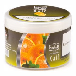 Табак Al Waha - KAIF Orange Mint (Апельсин и Мята, 250 грамм)