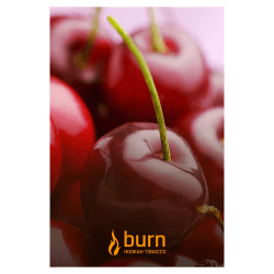 Табак Burn - Candy Cherry (Карамельная Вишня, 100 грамм)