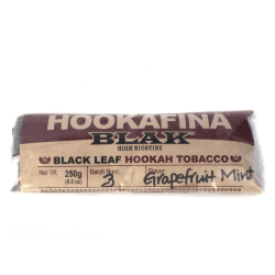 Табак Hookafina Blak - Grapefruit Mint (Грейпфрут с Мятой, 250 грамм)