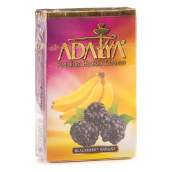 Табак Adalya - Blackberry Banana (Ежевика и Банан, 50 грамм)