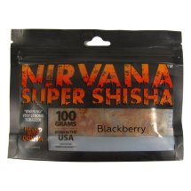 Табак Nirvana - Blackberry (Ежевика, 100 грамм)