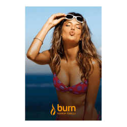 Табак Burn - Miami Kiss (Поцелй Майами, 100 грамм)