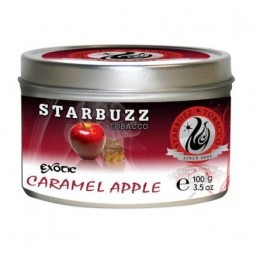 Табак Starbuzz - Caramel Apple (100 грамм)