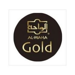 Табак Al Waha Gold - Grape and Mint (Виноград и Мята, 50 грамм)