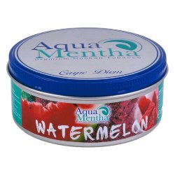 Табак Aqua Mentha - Watermelon (Арбуз, 250 грамм)