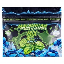 Смесь Malaysian Mix Hard - Mint (Мята, 50 грамм)
