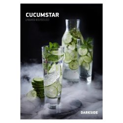 Табак Dark Side Medium - CUCUMSTAR (Кукумстар, 250 грамм)