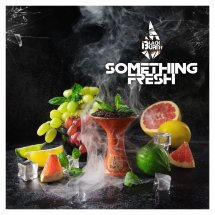 Табак Burn Black - Something Fresh (Что-то Свежее, 100 грамм)
