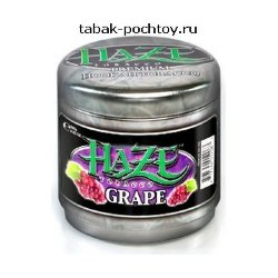 Табак Haze - Grape (Виноград, 250 грамм)