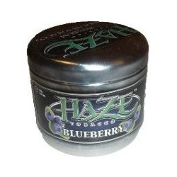 Табак Haze - BlueBerry (Черника, 100 грамм)