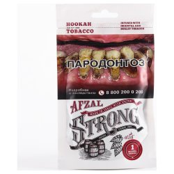 Табак Afzal Strong - Original Tobacco (Ориджинал, 100 грамм)