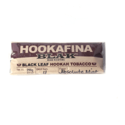 Табак Hookafina Blak - Absolute Mint (Абсолютная Мята, 250 грамм)