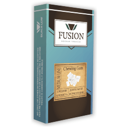 Табак Fusion Medium - Chewing Gum (Жвачка, 100 грамм)