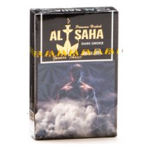 Табак Al Saha - Dark smoke (Черный Дым, 50 грамм)