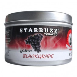 Табак Starbuzz - Blackgrape (100 грамм)