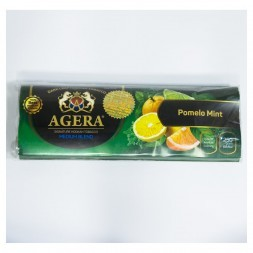 Табак Agera Medium - Pomelo Mint (Помело и Мята, 250 грамм)