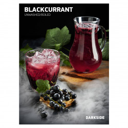 Табак Dark Side Medium - BLACK CURRANT (Черная смородина, 100 грамм)