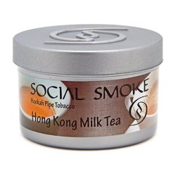 Табак Social Smoke - Hong Kong Milk Tea (Гонконгский Молочный Чай, 250 грамм)