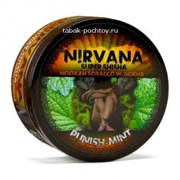 Табак Nirvana - Punish-Mint (Пытки Мятой, 250 грамм)