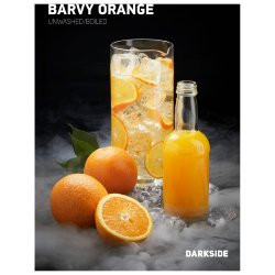 Табак Dark Side Soft - BARVY ORANGE (Апельсин, 100 грамм)