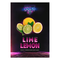 Табак Duft - Lime Lemon (Лайм и Лимон, 100 грамм)