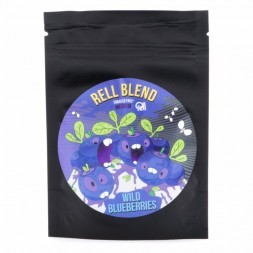 Смесь Rell Blend - Wild Blueberries (Дикая Черника, 50 грамм)