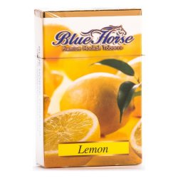 Табак Blue Horse - Lemon (Лимон, 50 грамм)