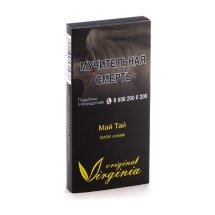 Табак Original Virginia DARK - Май Тай (50 грамм)