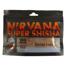 Табак Nirvana - Candy Love (Карамельная Любовь, 100 грамм)
