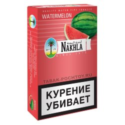 Табак Nakhla New - Арбуз (Watermelon, 50 грамм)