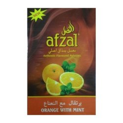 Табак Afzal - Orange Mint (Апельсин с Мятой, 50 грамм)