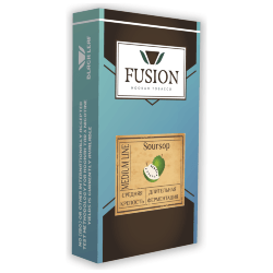 Табак Fusion Medium - Soursop (Саусеп, 100 грамм)