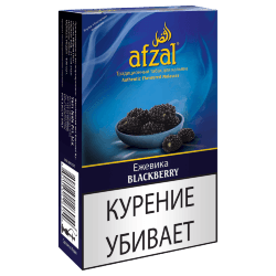 Табак Afzal - Blackberry (Ежевика, 40 грамм)