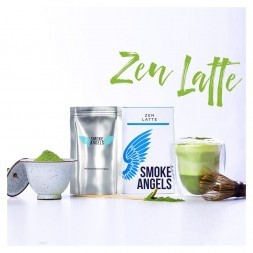 Табак Smoke Angels - Zen Latte (Дзен Латте, 25 грамм)