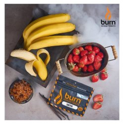 Табак Burn - Smoothie (Смузи, 100 грамм)