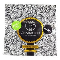 Смесь Chabacco Hard - White tea (Белый чай, 50 грамм)
