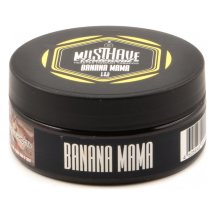 Табак Must Have - Banana Mama (Банана Мама, 125 грамм)