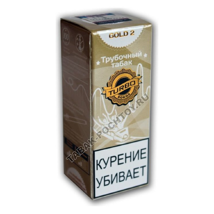 Табак Turbo Dokha - Gold 2 купить в России