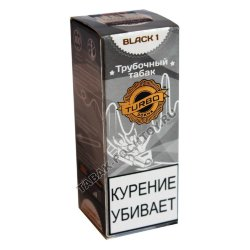 Табак Turbo Dokha - Black 1