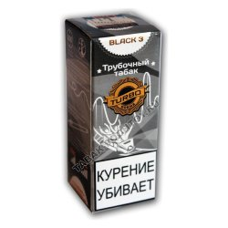 Табак Turbo Dokha - Black 3