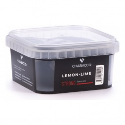 Смесь Chabacco STRONG - Lemon-Lime (Лимон - Лайм, 200 грамм)