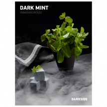 Табак Dark Side Medium - DARK MINT (Сладкая Мята, 100 грамм)