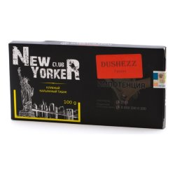 Табак New Yorker Red - Dushezz (Груша, 100 грамм)