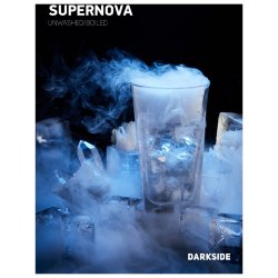 Табак Dark Side Soft - SUPERNOVA (Холодок, 250 грамм)