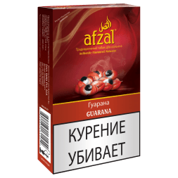 Табак Afzal - Guarana (Гуарана, 40 грамм)