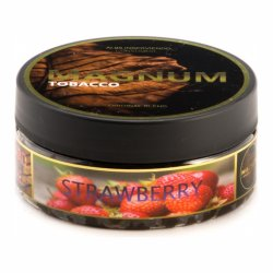 Табак Magnum - Strawberry (Клубника, 100 грамм)