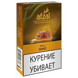 Табак Afzal - Honey (Мёд, 40 грамм)