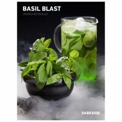 Табак Dark Side Medium - BASIL BLAST (Базилик, 250 грамм)